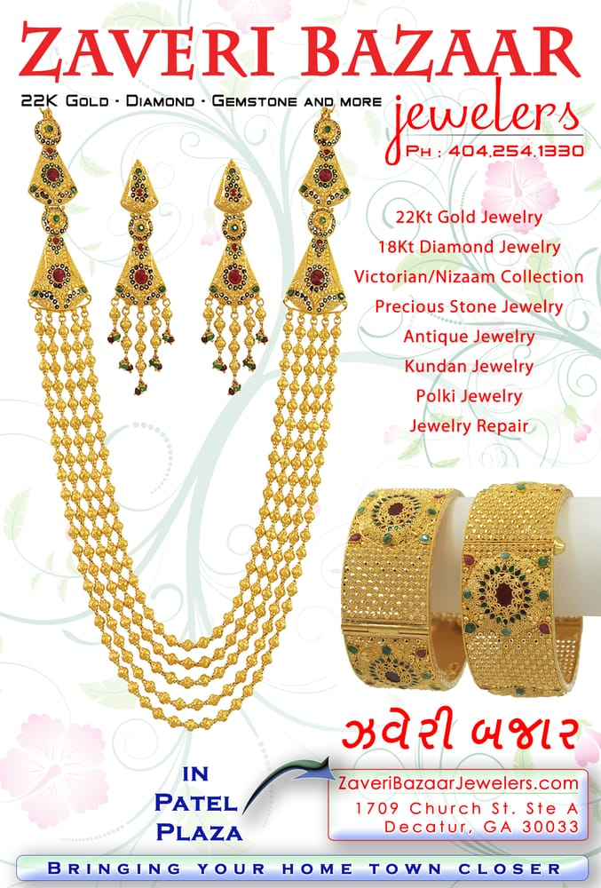 Zaveri Bazaar Jewelers - Jewelry - Decatur, GA