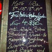 Café 100 Wasser, Leipzig, Sachsen