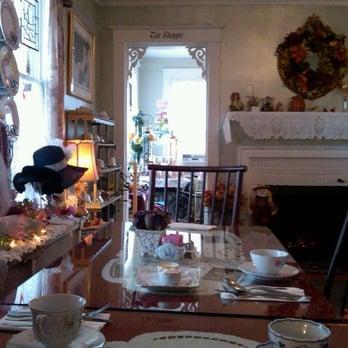The Royal Tea Room La Plata