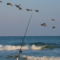 Relax on the beach inc gulf shores al yelp for Surf fishing gulf shores