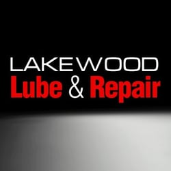 Lakewood Lube & Repair logo