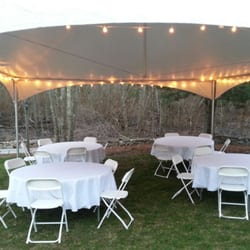 backyard tent rental waltham party equipment rentals