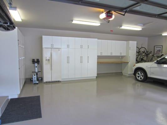 A Garage Renovation In Mercer Island Wa Using Ikea