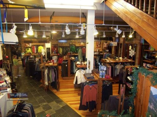 Cheap clothing stores Outdoor clothing store