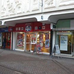 Phones 4U, Motherwell, North Lanarkshire