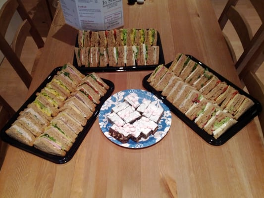 In Season Sandwich Catering