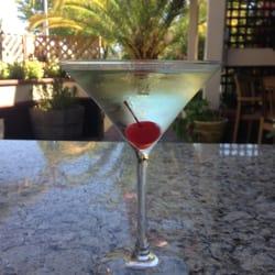 Trancas Steakhouse - Napa, CA, États-Unis. Pear Martini - pretty good