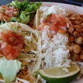 Wahoo s fish tacos 77 photos seafood restaurants for Cajun fish tacos