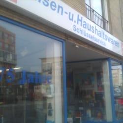 Eisen- und Haushaltswaren Harms, Hamburg, Germany