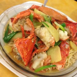 ... Valley - San Francisco, CA, United States. Lobster Yee mein --$13 only