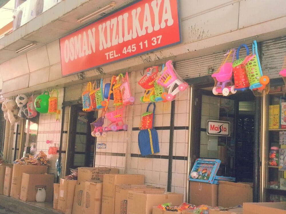 Osman Kizilkaya Company - Toy Stores - 856 Sok. No: 46 - Izmir ...
