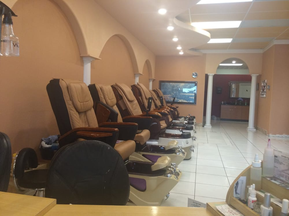 five star nail tan salon nail salons champions gate