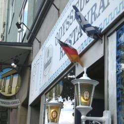 Odysseus Grill, Wuppertal, Nordrhein-Westfalen