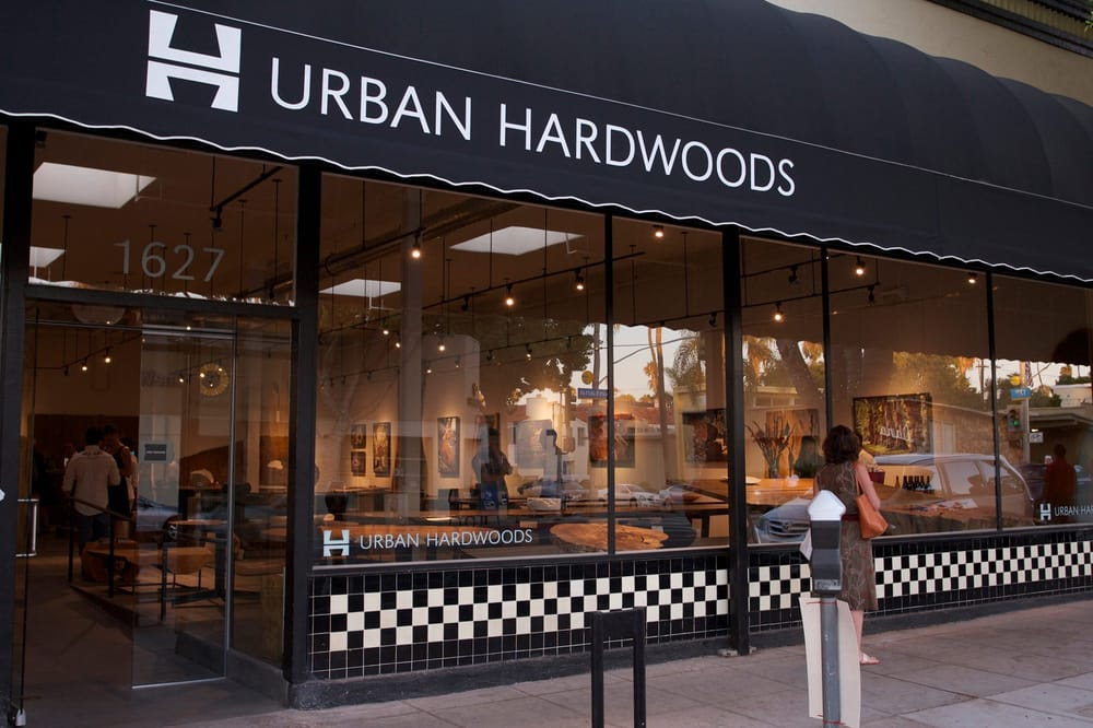 Urban Hardwoods Furniture Stores Santa Monica Ca Yelp