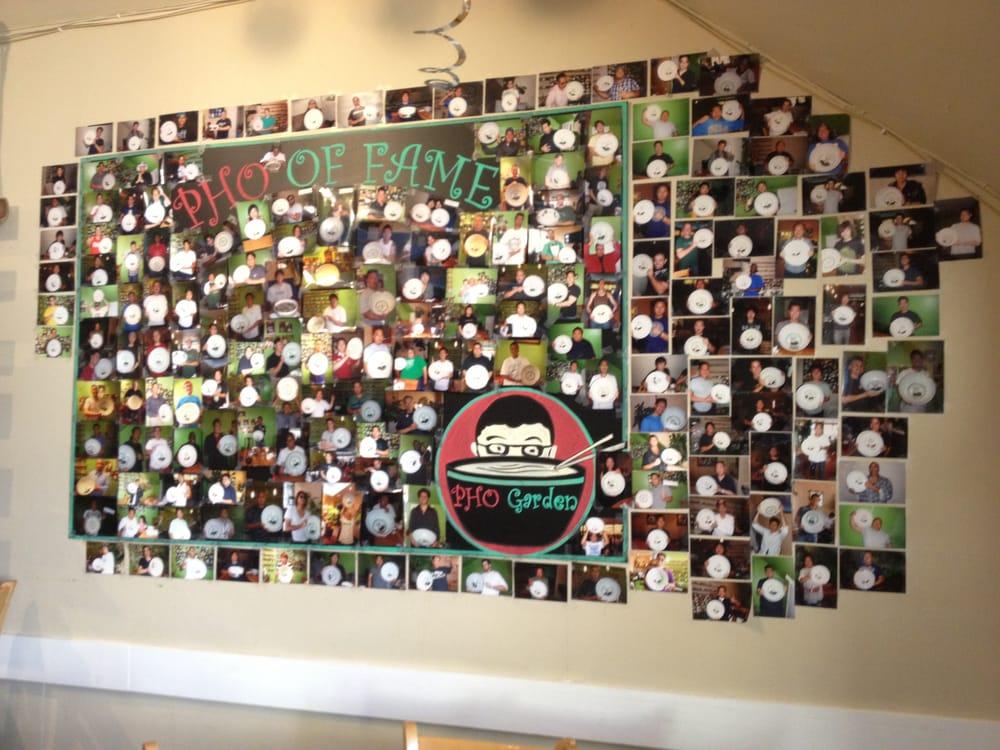Pho Challenge Wall Of Fame Yelp