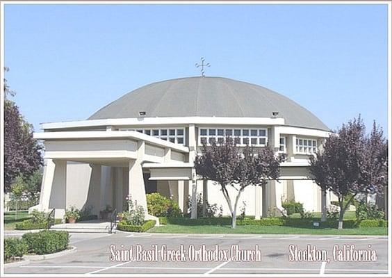 St basil greek orthodox church venues event spaces for Wedding venues stockton ca