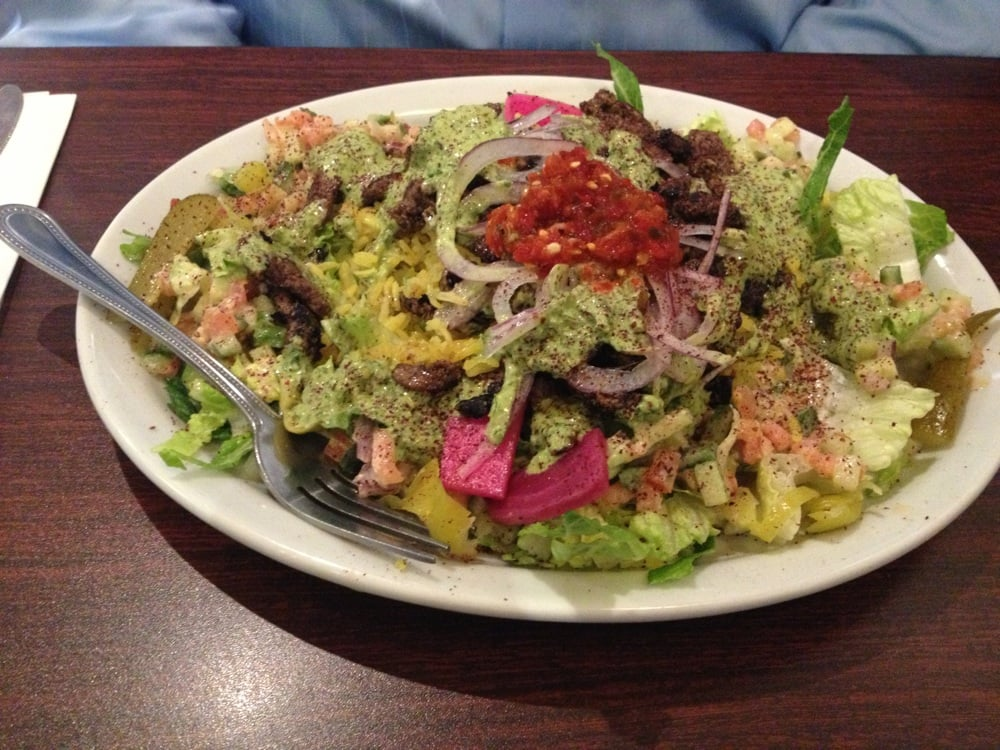 Adam S Mediterranean Grill Cafe Oakland Ca