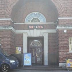 The Lanes, Bristol, UK