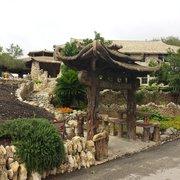 Japanese Tea Gardens San Antonio Tx United States Why Does It Say Chinese Tea Garden