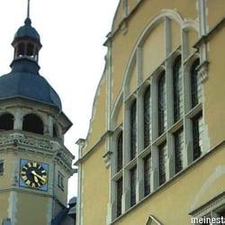 Alter Markt, Köthen, Sachsen-Anhalt