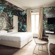 Hôtel Particulier Montmartre - Paris, France. Junior Suite 'Végétale