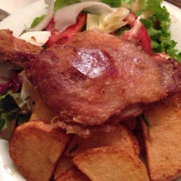 Best duck confit to date in France