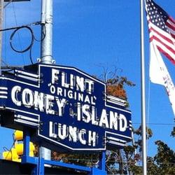 Tom Z Flint Original Coney Island Flint Mi
