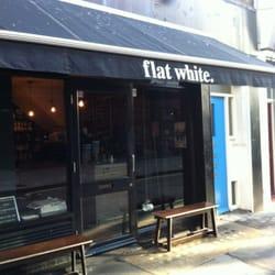 Flat White, London