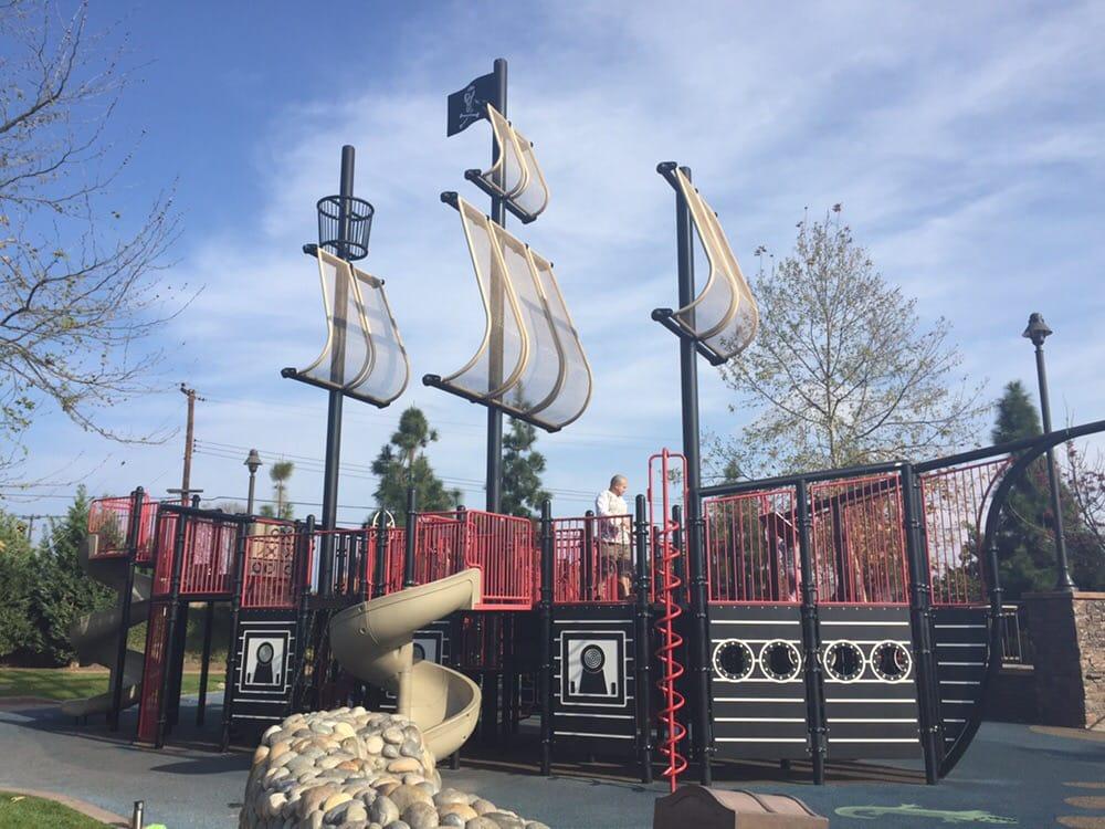 Pirate ship jungle gym yelp for Pirate ship jungle gym