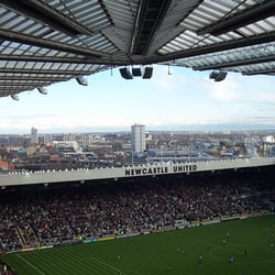 St. James' Park, Newcastle, Tyne and Wear