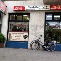 Oberbilker Grill, Düsseldorf, Nordrhein-Westfalen, Germany