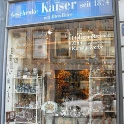 Geschenke Kaiser, München, Bayern