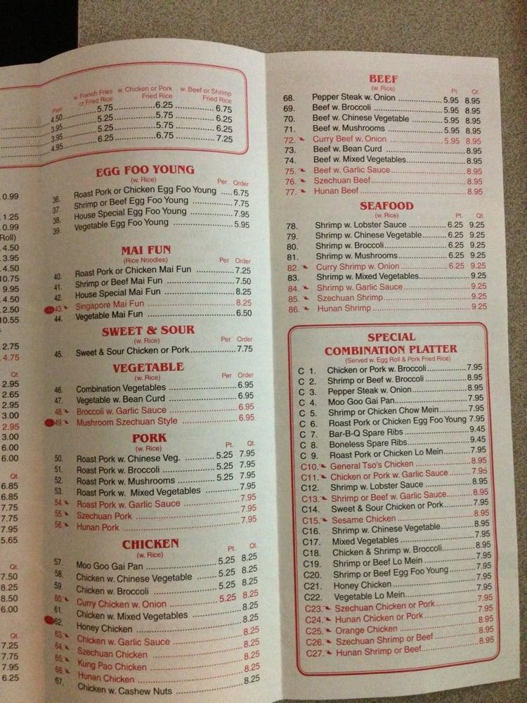 New king mao 11 fotos chinesisches restaurant 210 for Elite motors clarksville tn