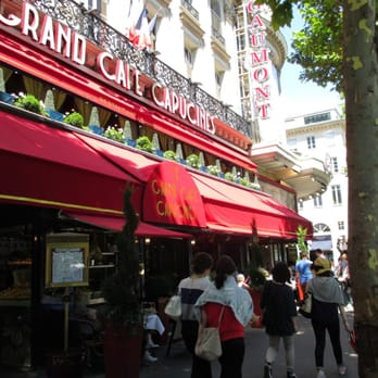 Le Grand Cafe Capucines Review