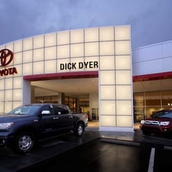 Dick Dyer toyota columbia