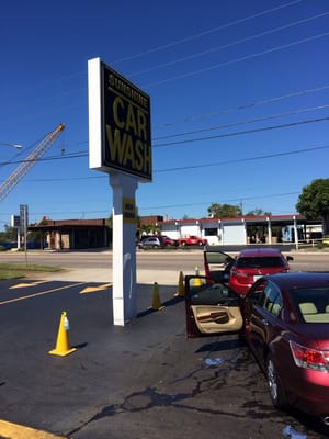 Brushless Car Wash >> Sunshine Brushless Car Wash - Clearwater - Clearwater, FL | Yelp