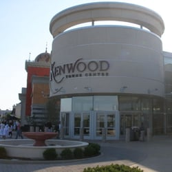 Kenwood Towne Centre - Entrance to Kenwood Towne Centre next to the ...