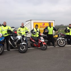 Rob Reed Motorcycle Training, Exeter, Devon