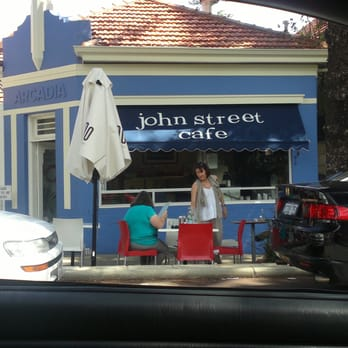 John Street Cafe Cottesloe