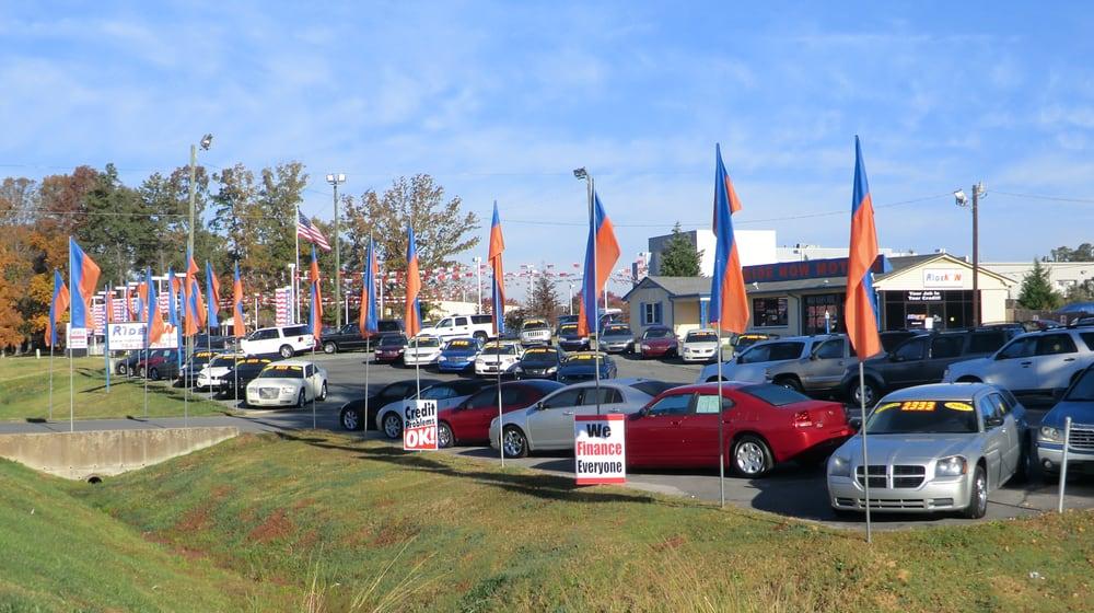 Ride Now Motors Car Dealers Monroe Nc United States