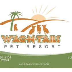 Wag n tails pet resort salon closed pet groomers for A wagging tail pet salon