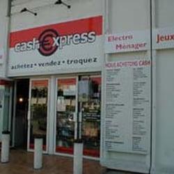 Cash Express, Fresnes, Val-de-Marne