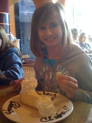 The Cheesecake Factory - Chicago, IL, Vereinigte Staaten