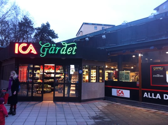 how to apply for ica student sweden
