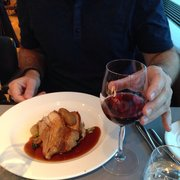 Pork belly & Beaujolais