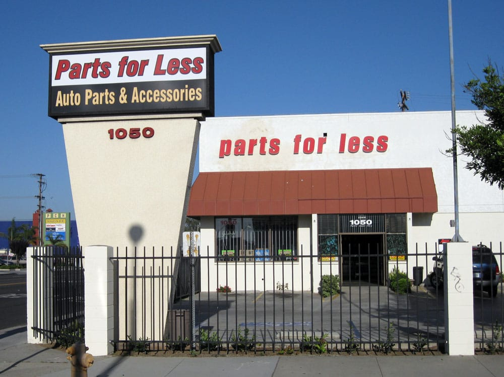 Auto Parts For Less Long Beach
