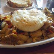 Charlotte's Restaurant - Kenai, AK, États-Unis. Southwestern