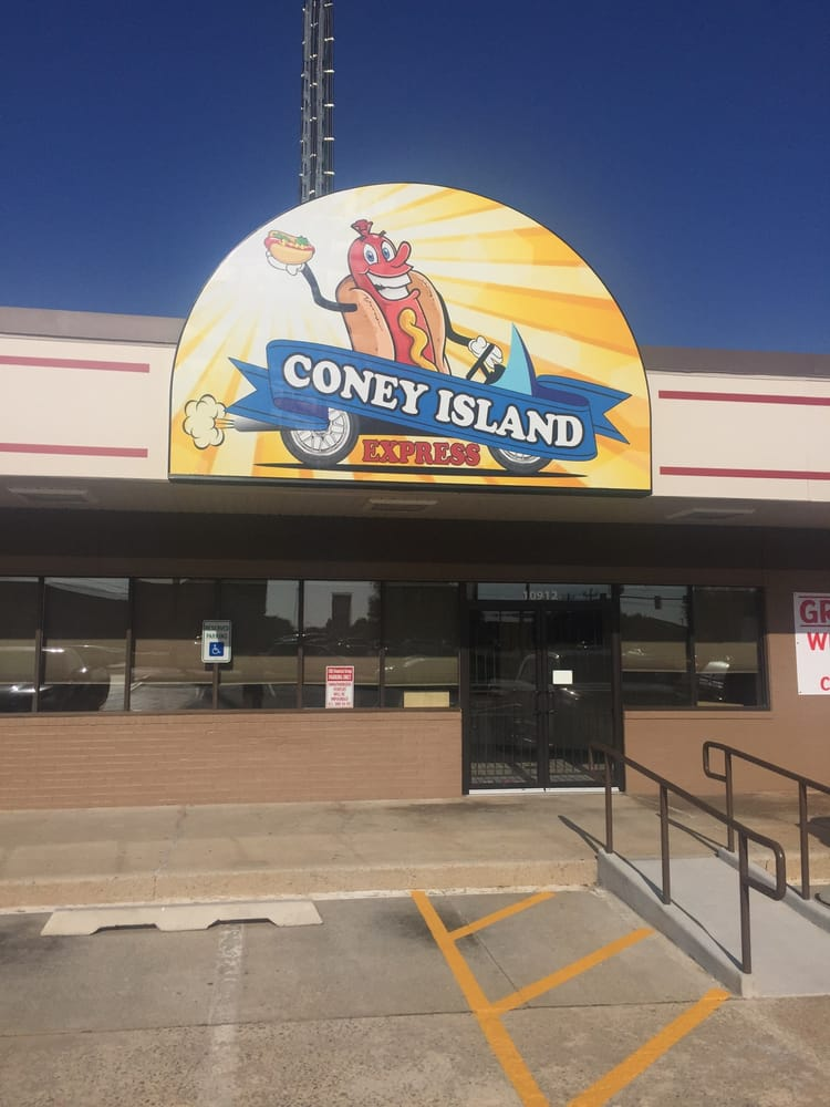Coney Island Hot Dogs Near Me