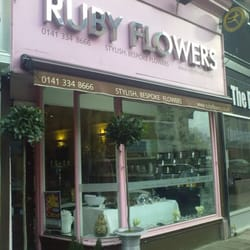 Ruby Flowers, Glasgow