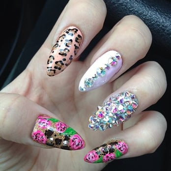 3d nails nails by sandy upland ca united states for 3d nail salon upland ca